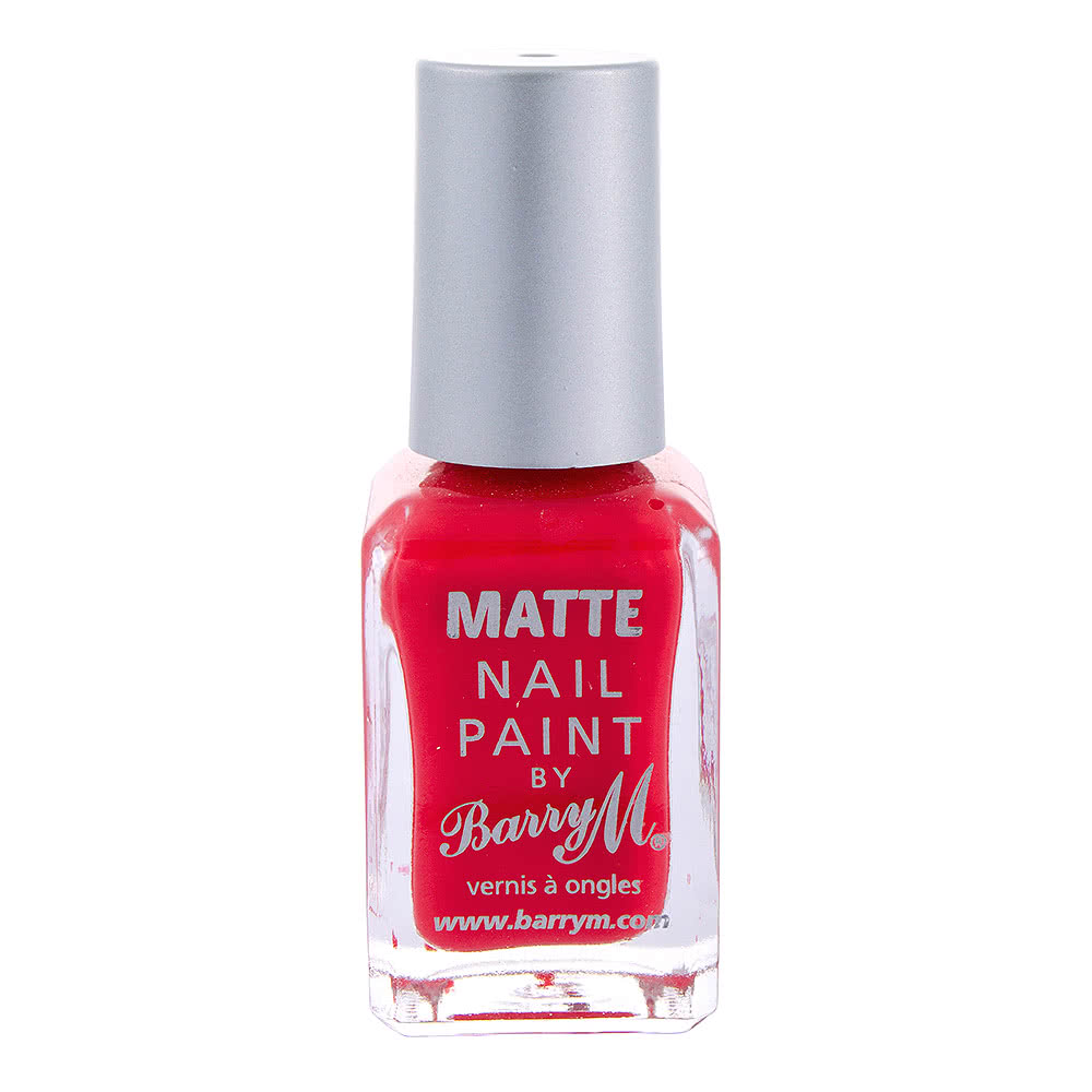 Barry M Matte Nail Paint (Copacabana)
