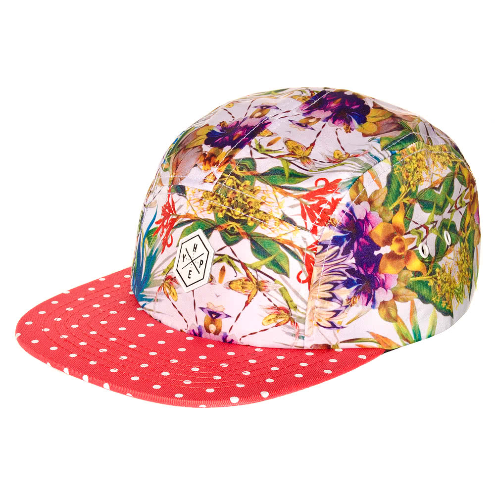 Hype Polka Paradise Hat (Multi-Coloured)
