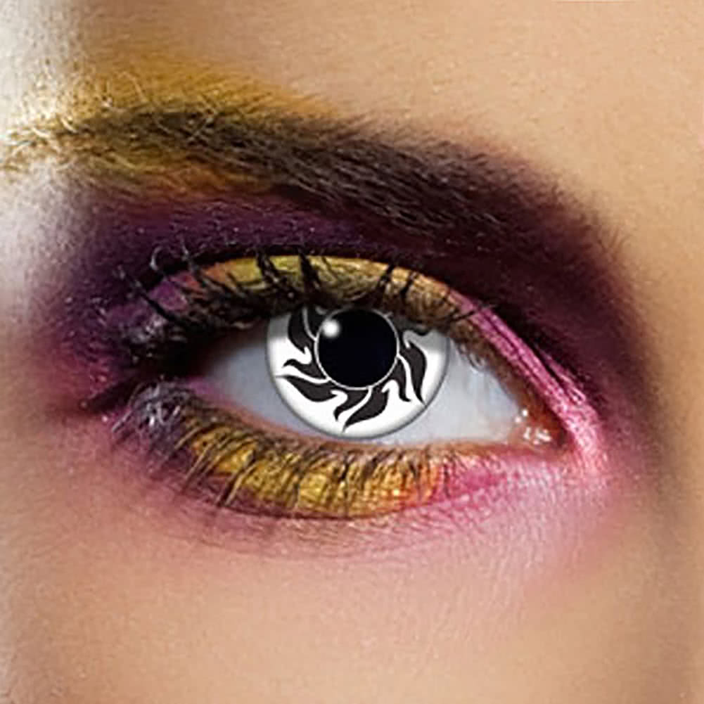 EDIT 90 Day Coloured Contact Lenses (Tribal)