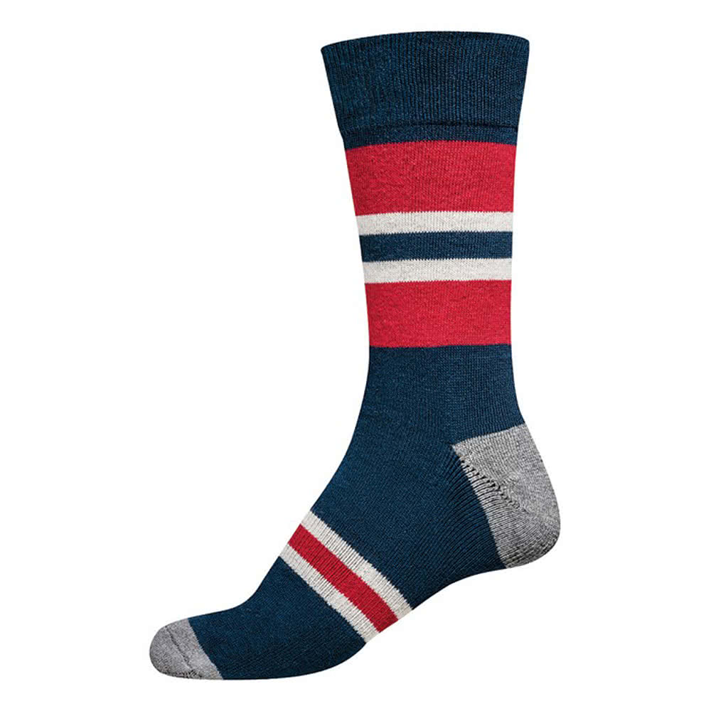 Globe Medium Stripe Socks (UK7 - UK11)