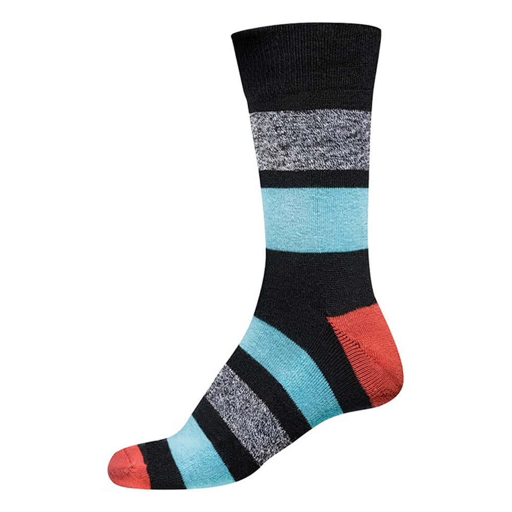 Globe Big Stripe Socks (UK7 - UK11)