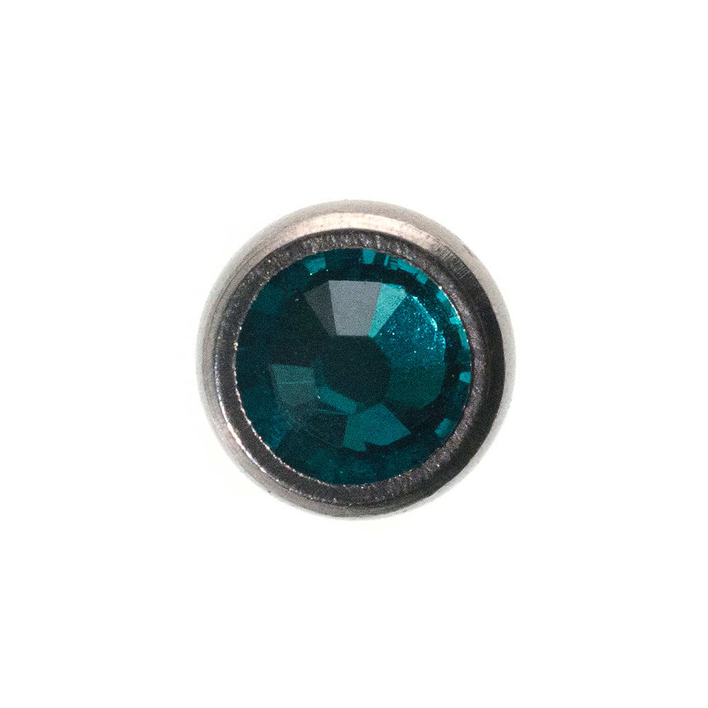 Blue Banana 5mm Dermal Top (Zircon)