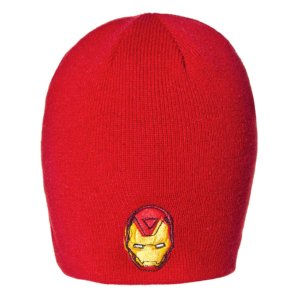 Marvel Comics Iron Man Beanie (Red)