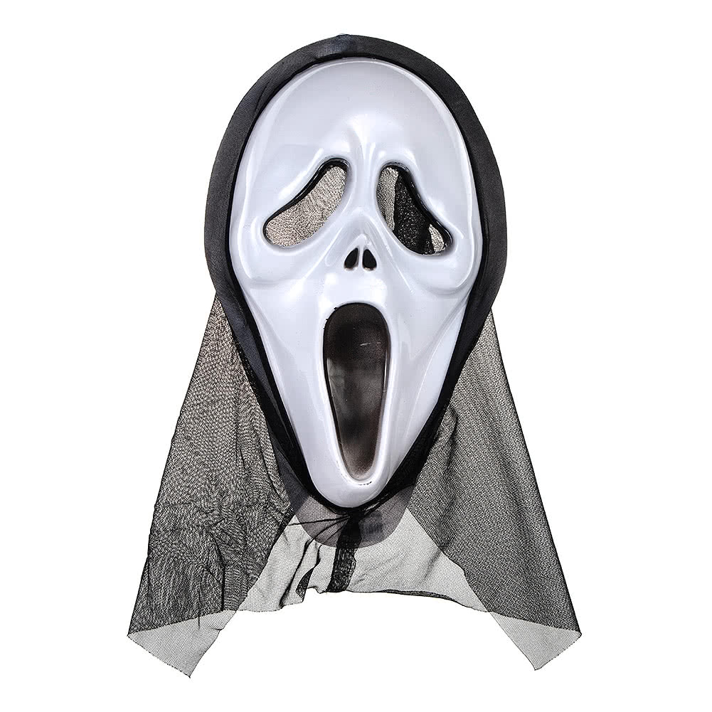 Screaming Mask Fancy Dress
