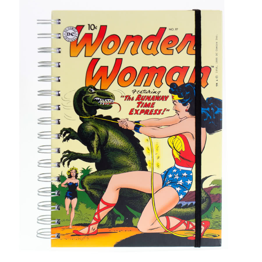 DC Comics Wonder Woman A5 Notebook