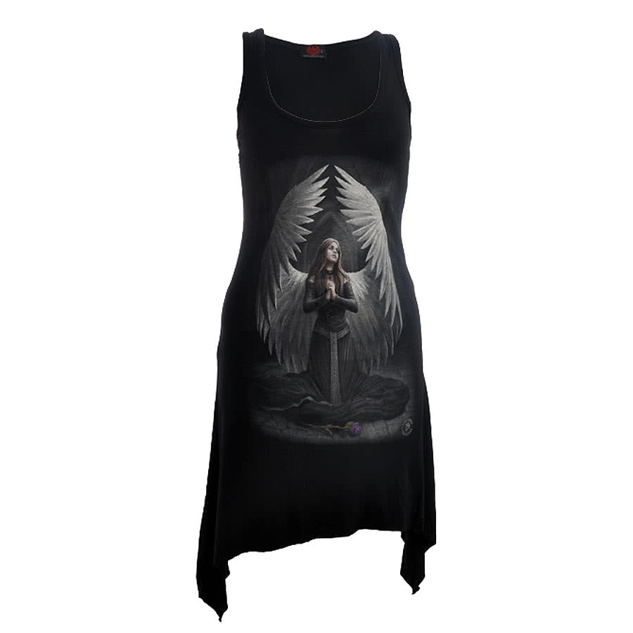 Spiral Direct Prayer For The Fallen Vest (Black)