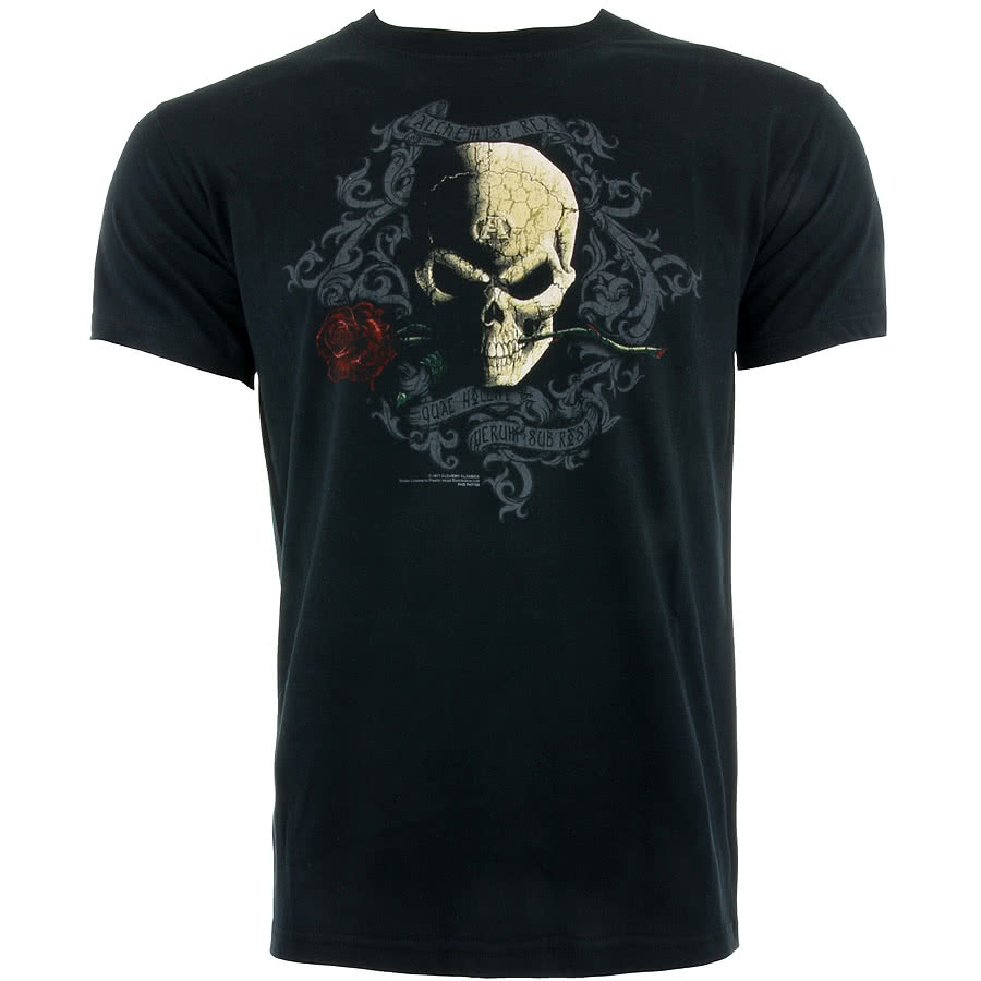 Alchemy Gothic Rex T Shirt (Black)
