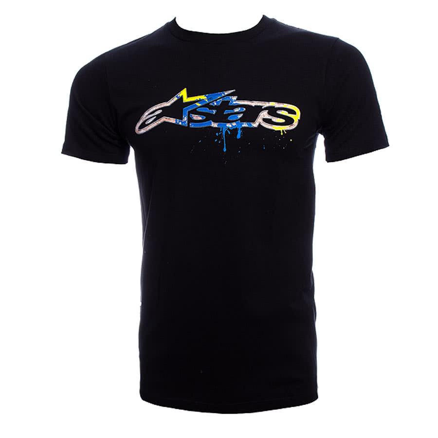 Alpinestars Destined Classic T Shirt (Black)