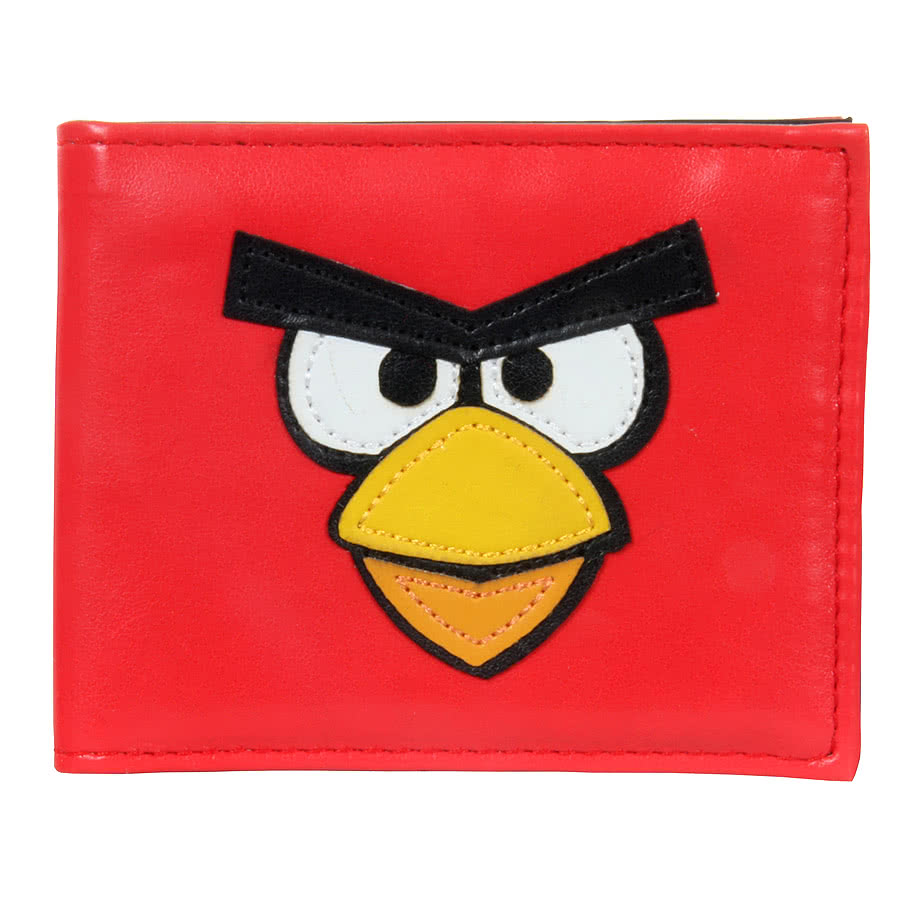 Blue Banana  Angry Birds Wallet (Red)