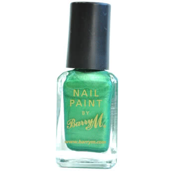 Barry M No 284 Nail Paint (Emerald Green)