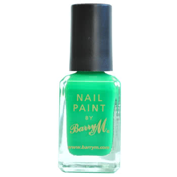 Barry M No 290 Nail Paint (Spring Green)