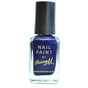Barry M No 292 Nail Paint (Navy)