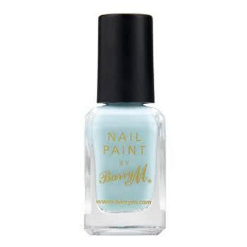Barry M No 317 Nail Paint (Pale Blue)