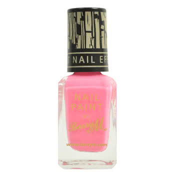 Barry M Instant Effects Crackle Nail Polish (Pink)