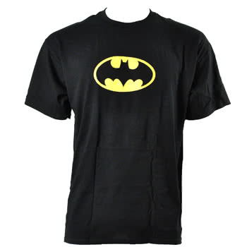 DC Comics Batman Shield Print T Shirt