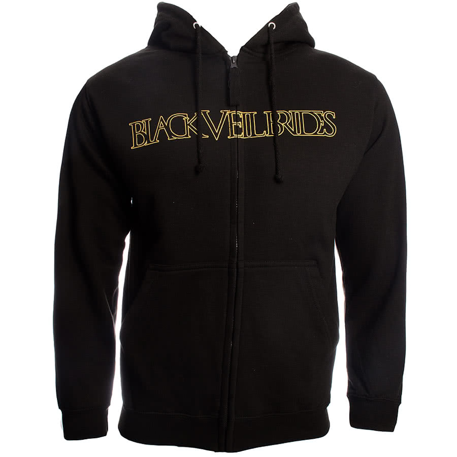 Black Veil Brides Morning Star Hoodie (Black)