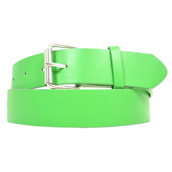 Blue Banana Buckle Change Belt (Green)