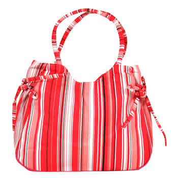Blue Banana Festival Bag (Pink)