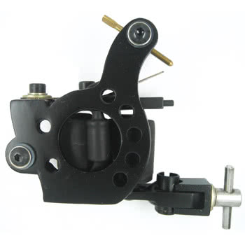 Body Shock Tattoo Machine Style 10 (Black)