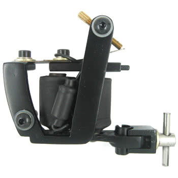 Body Shock Tattoo Machine Style 7 (Black)