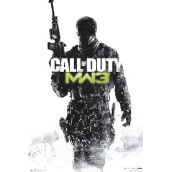 Call Of Duty Modern Warfare 3 Poster