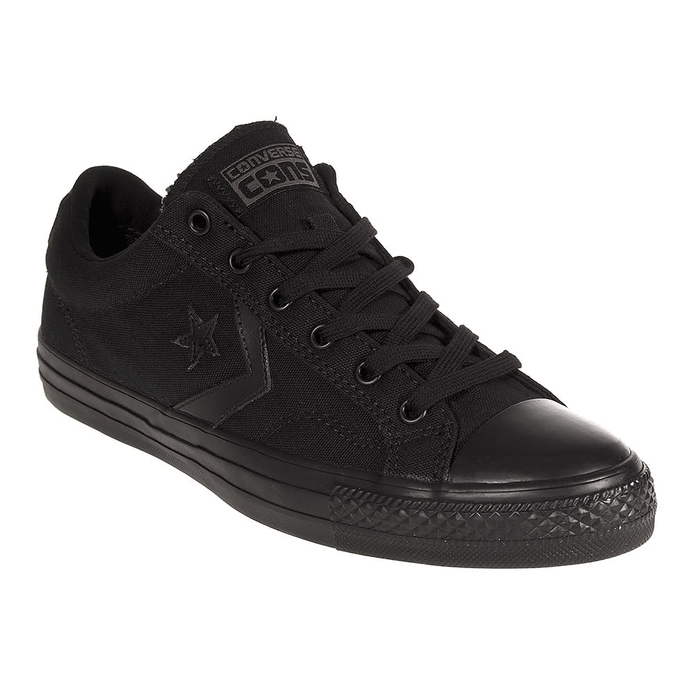 Converse Cons Star Player Shoes (Mono Black)
