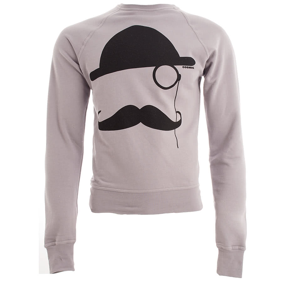Cosmic Ello Ello Tash Sweater (Charcoal)