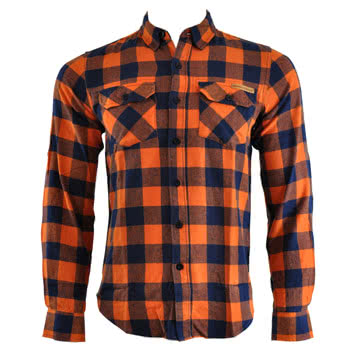 Criminal Damage Jack Shirt (Orange)