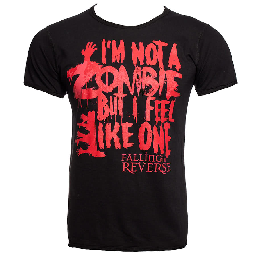 Falling in Reverse Zombie T Shirt (Black)