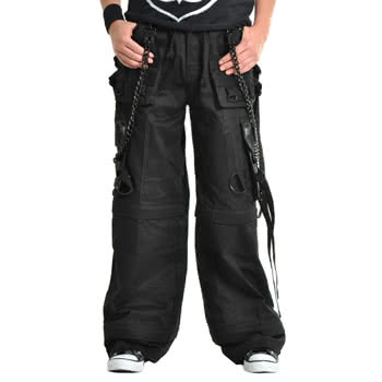 Mercy Obey Trousers (Black)