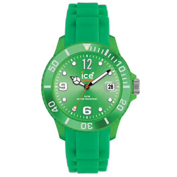 Ice Watch Silicon Green Watch (Unisex)