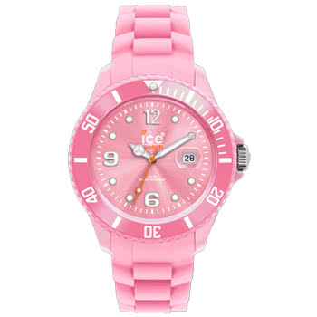 Ice Watch Silicon Pink Watch (Womens)