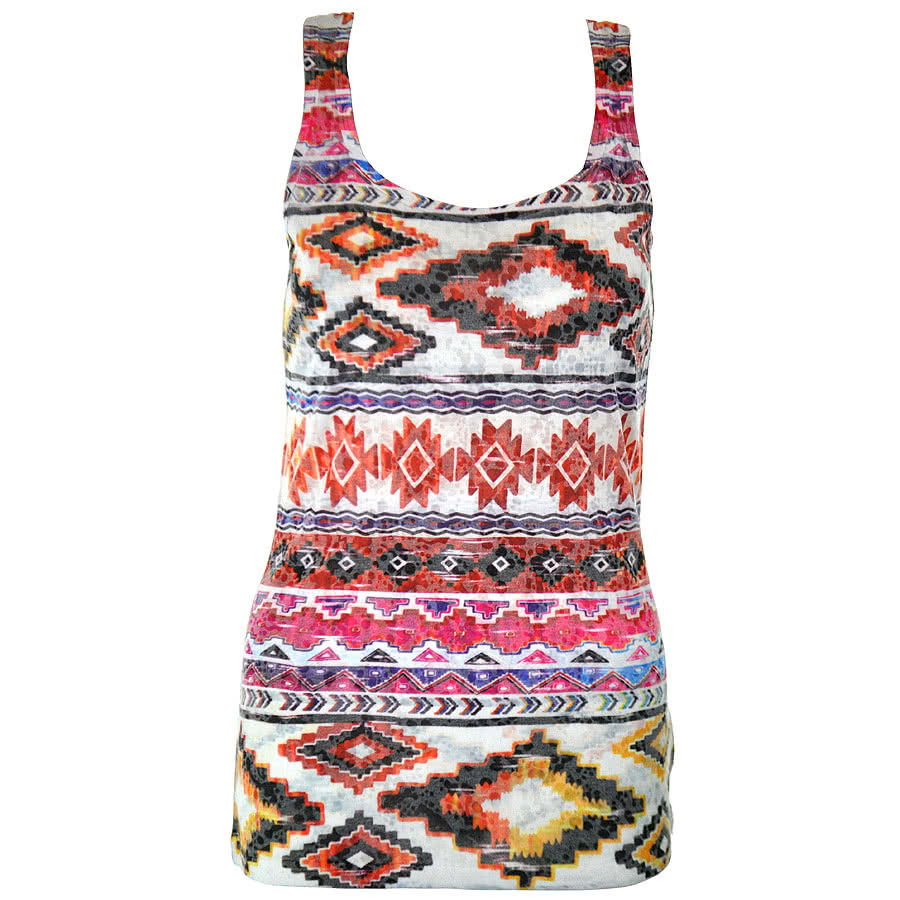 Innocent Tamaya Vest Top (Multi-Coloured)