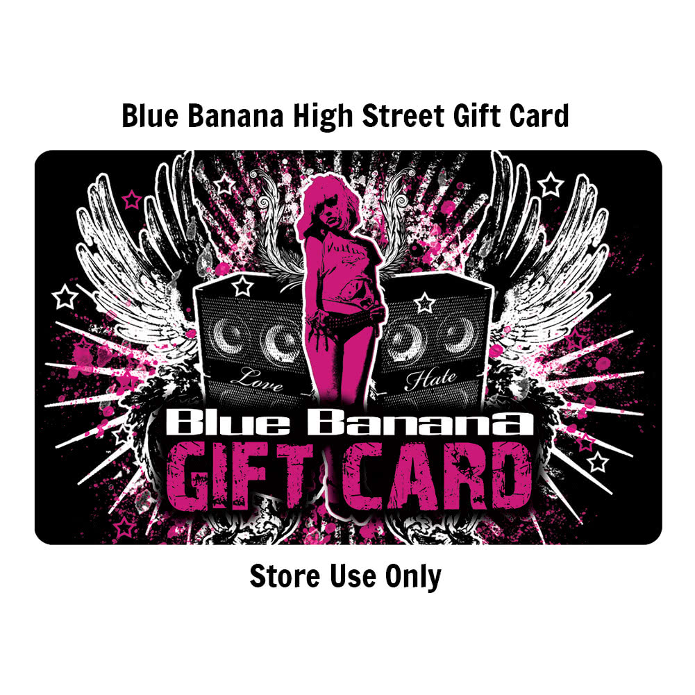 100 Pound High Street STORE Gift Card (Cannot Be Used Online)
