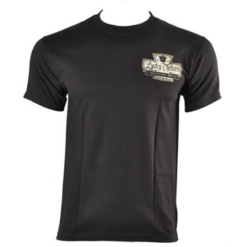 Lucky 13 El Royal T Shirt (Black)