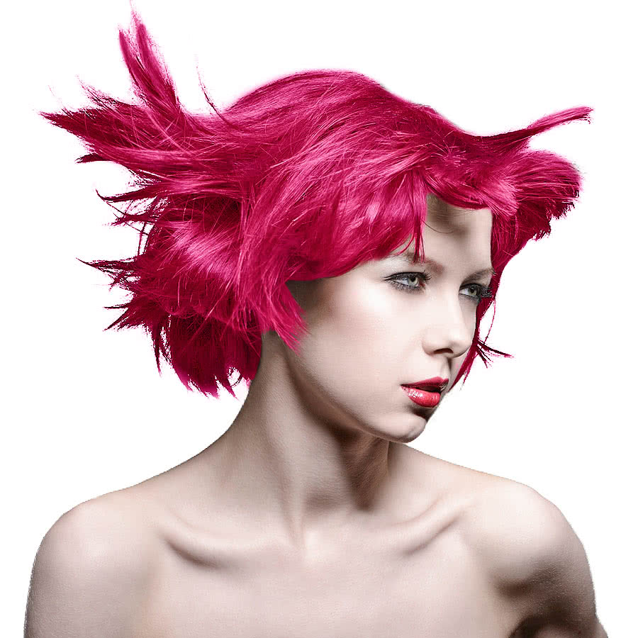 Manic Panic Amplified Semi-Permanent UV Glow Hair Dye 118ml (Hot Hot Pink)