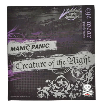 Manic Panic Psychodrama Eye Kit