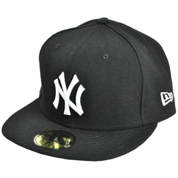 New Era NY Yankees Cap (Black)