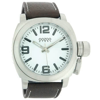 Oozoo Watch Style OS019 (Brown)