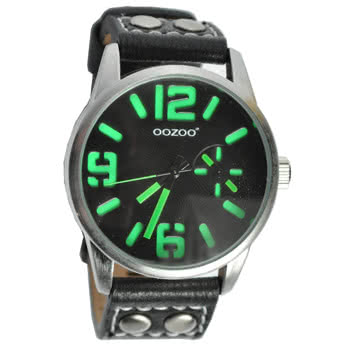 Oozoo Green Small Watch