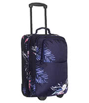 Roxy Astral Aura Wheelie Travel Case (Purple)