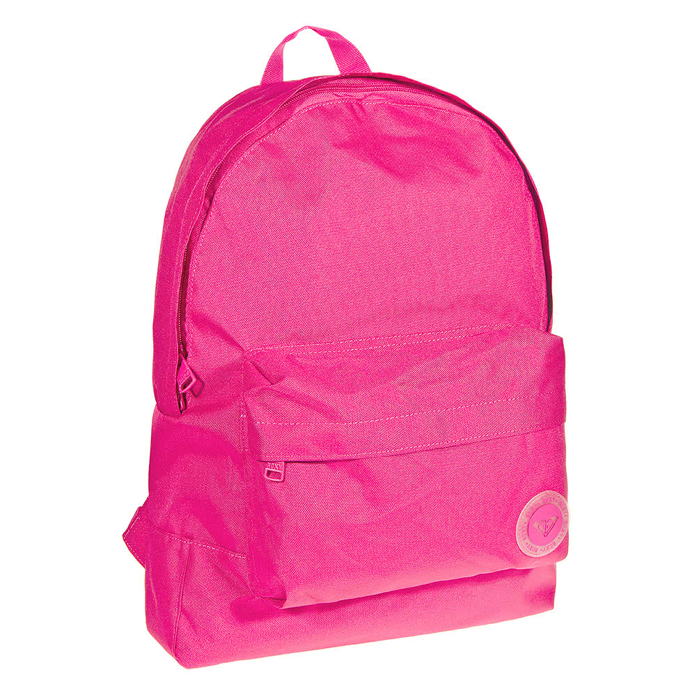7d71ec767eb Roxy Sugar Baby Berry Backpack (Pink)