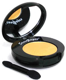 Stargazer Velvet Gold Eye Shadow Pressed Powder