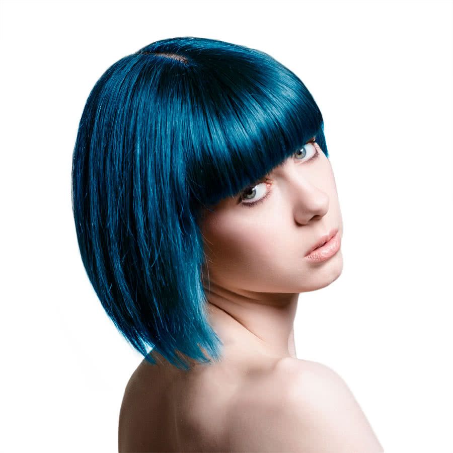 stargazer hair dye coral blue blue banana uk. Black Bedroom Furniture Sets. Home Design Ideas