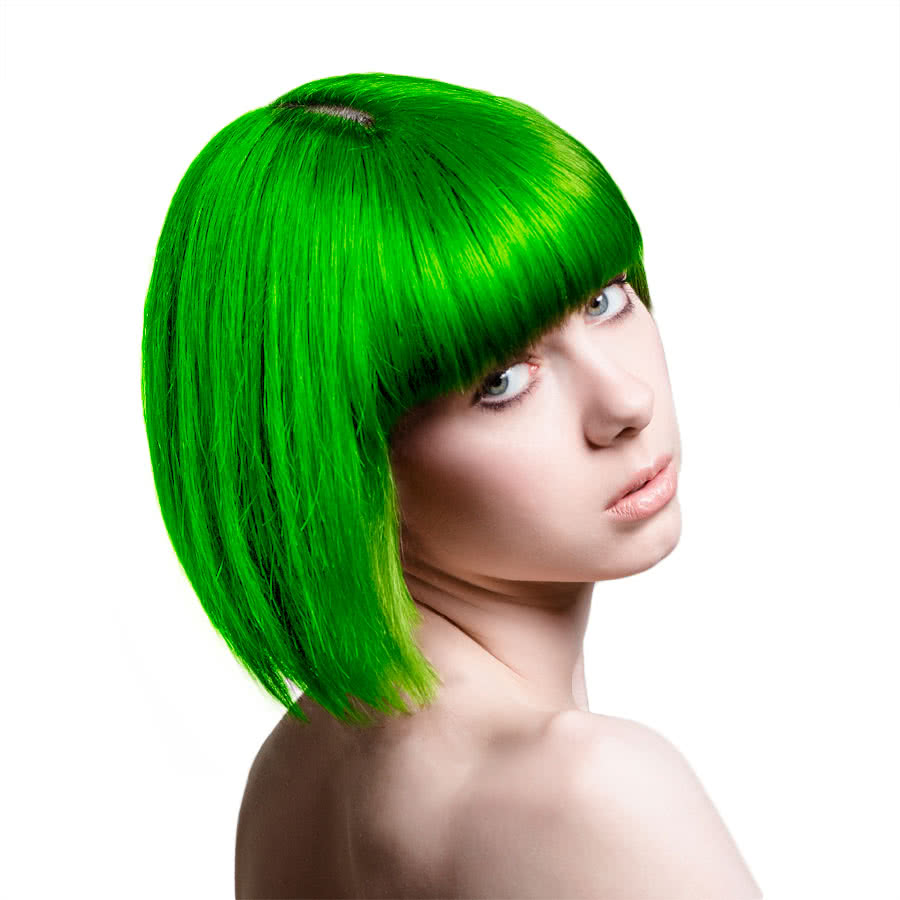 Stargazer Semi Permanent UV Hair Dye (Green)