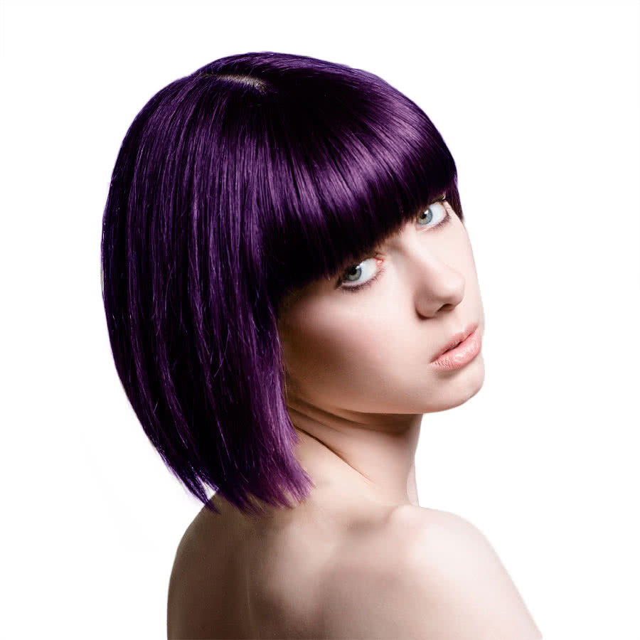 Stargazer Hair Dye Violet  Blue Banana UK