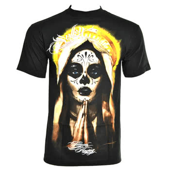 Sullen Pray T Shirt (Black)