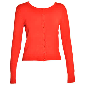Voodoo Vixen Cardigan (Red)