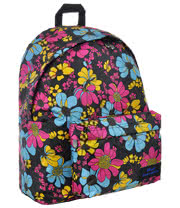 Blue Banana Floral No.4 Backpack (Multi-Coloured)
