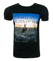 Pink Floyd Endless River T Shirt (Black)